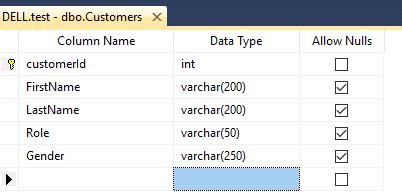 How to Bulk Insert In SQL Server From in Asp.net using C#